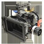 GH3 Chrosziel Rig for video production